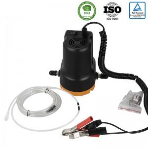 10602, 12V Portable Mini Oil Extractor Pump
