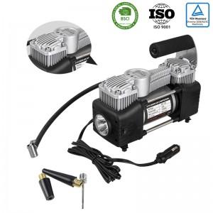 13006, 30mm Dual-Piston Air Compressor