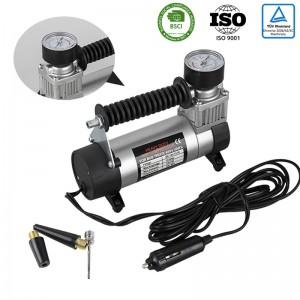 China Wholesale Metal Car Air Compressor Factory –  13011, 30mm Piston Air Compressor w/ light – JIAQIAO